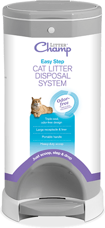 Litter Champ Disposal System