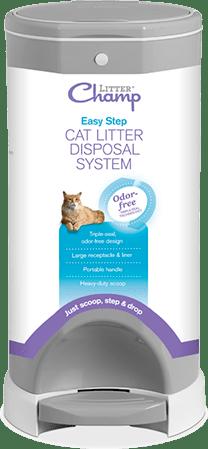 Litter Champ Disposal System